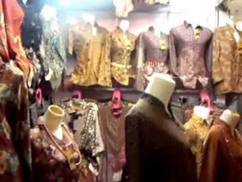 Exclusive Batik beautiful excelent Tanah Abang Jakarta  YouTube