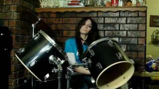 Metallica - Am I Evil? Drum cover Wendy Clark