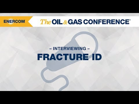Fracture ID Inc. President Chris Neale at EnerCom's 2017 Oilfield Tech & Innovation Day
