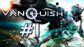 Thumbnail für das Vanquish Let's Play