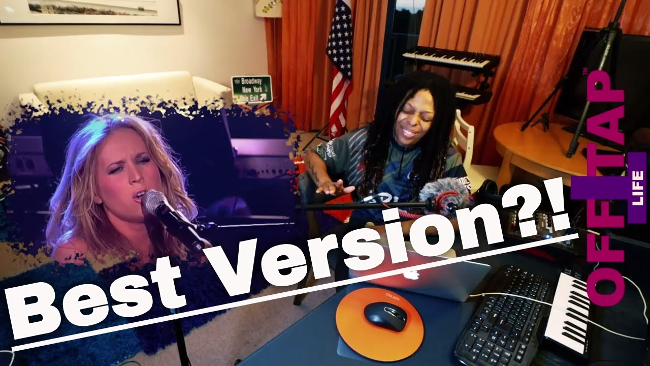 Lucie Silvas - Nothing Else Matters (Radio 2 concert) Reaction