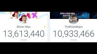 TheBrianMaps vs Mister Max | Кто кого? / Видео