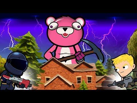 Fortnite House  Animation