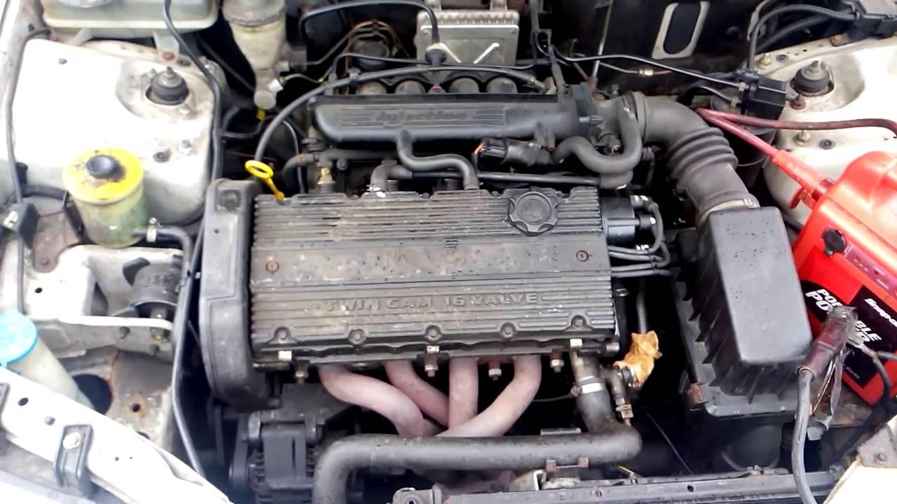 Контрактный двигатель Rover (Ровер) 1.6 16 K4F | Где купить? | Тест мотора