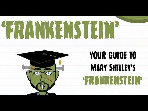 Mary Shelley's Frankenstein - Character Analysis of The Creature