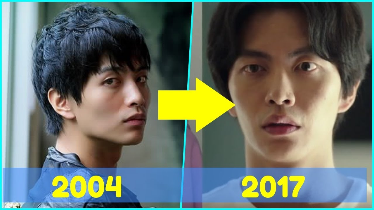 Because This Is My First Life Lee Min Ki Evolution 2004