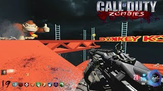 DONKEY KONG TOWER CUSTOM ZOMBIES RETO | BLACK OPS 3 MOD TOOLS GAMEPLAY