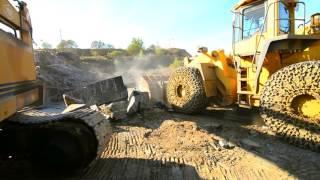 видео  гранитная брусчатка оптом Коростышев