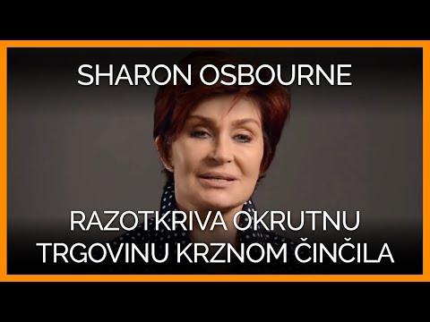 Sharon Osbourne razotkriva okrutnu trgovinu krznom činčila
