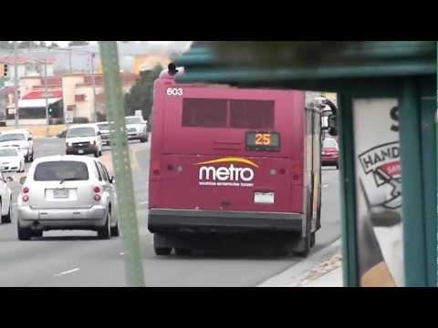 Colorado Springs Metro GILLIG BRT