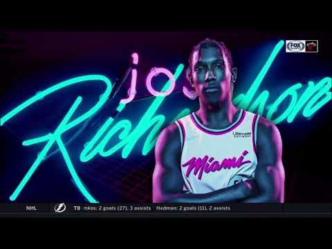 March 03, 2018 - Fox Sports Sun - Miami Heat Player Game Highlights (Vs Detroit Pistons)