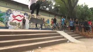 Skateboarding Honduras San Juan 2014