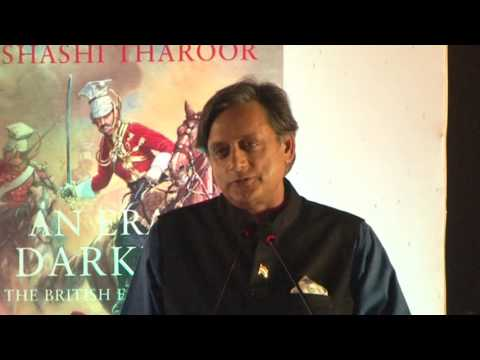 The Launch of 'An Era of Darkness: The British Empire in India' by Shashi Tharoor (Part 1)