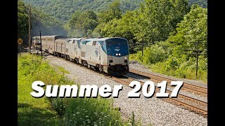 ALL ABOARD AMTRAK!  |  Capitol Limited Roomette and Silver Star Coach