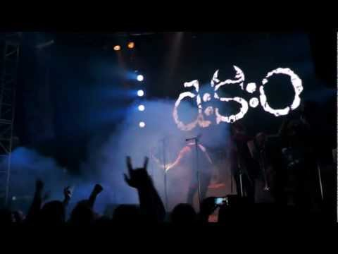 Diablo Swing Orchestra Live@ Moscow Hall 22.02.2013 mp3