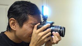 Amaran Aputure AL-M9 Mini LED Camera Light Review
