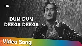 Dum Dum Deega Deega - Raj Kapoor - Chhalia - Mukesh- Kalyanji Anandji - Evergreen Hindi Songs