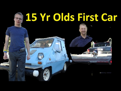 Teens First Car ~ Electric Vehicle ~ Classic Solar Vehicle EV