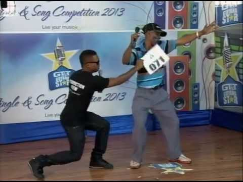 GT&T Jingle & Song Competition 2013 - Georgetown Auditions Part 1