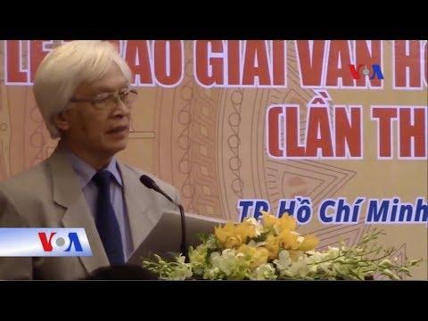 GS. Chu Hảo bị đề nghị kỷ luật (VOA)
