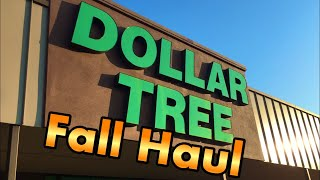 Fall Haul | DOLLAR TREE