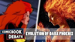 Gambar cover Evolution of Phoenix in Cartoons, Movies & TV in 7 Minutes (2018)
