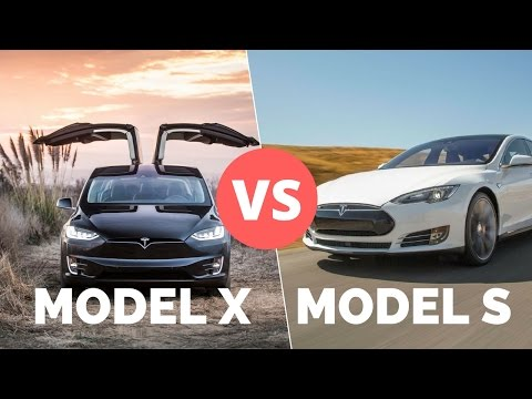 Tesla Model S vs Model X: Which One is Right For You? Compar