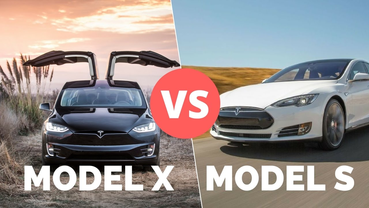 hight resolution of tesla model s vs model x which one is right for you comparing price insurance fuel and function
