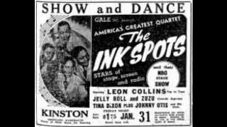 The Ink Spots - My Greatest Mistake