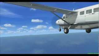 Flight Simulator X Movie - Caribbean Hops [1080p]