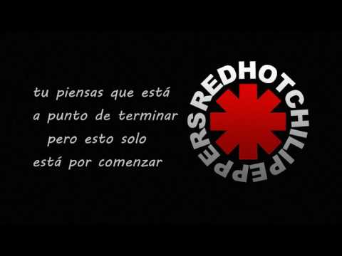 Red Hot Chili Peppers - Easily | Español | mp3