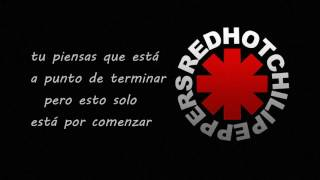 Red Hot Chili Peppers - Easily   Español  