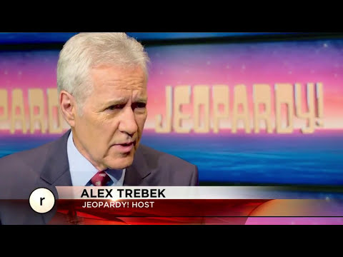 Getting to know Alex Trebek  Part 2