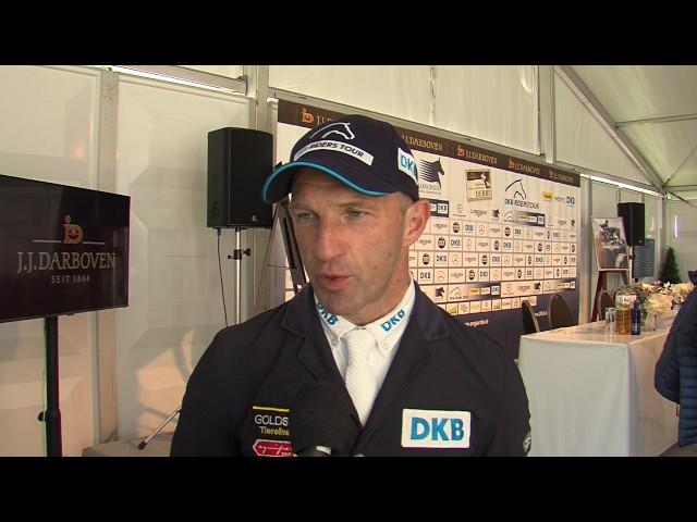 Holger Wulschner - mit BSC Cavity Zweiter