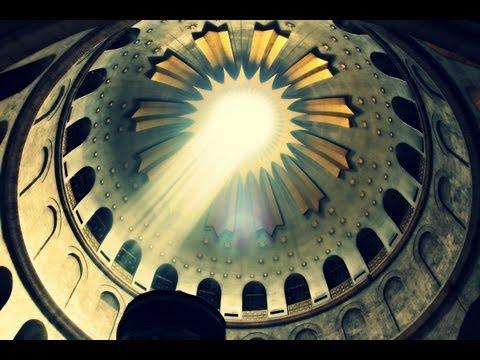 Glimpse of Jerusalem Old City, Israel