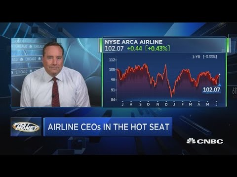 American Airlines CEO Says Airline Industry Undervalued At Shareholder Meeting