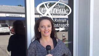 Cheer Extreme Raleigh Teaser Video Short