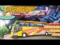[ NYAMAN EDAN! ] Perpaduan Driver Ex SUGENG RAHAYU Dan Kenyamanan - Trip Angkasa Denpasar-Malang -