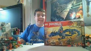 Joshua's Toys Day Lego Ninjago Stormbringer 70652