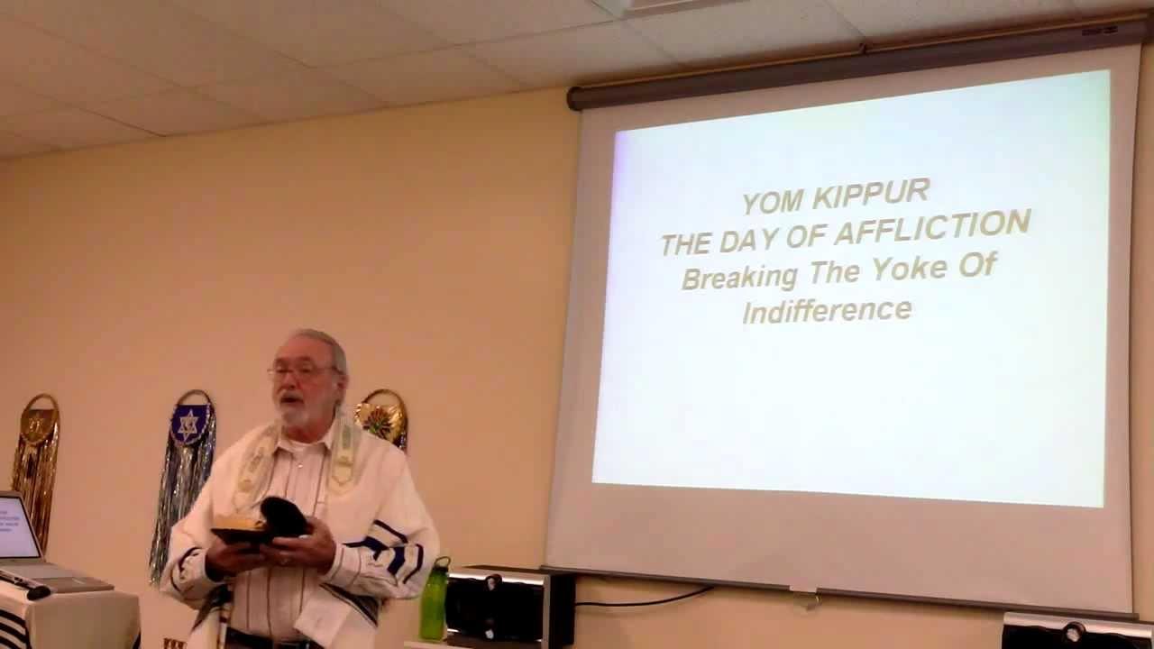 a study on yom kippur