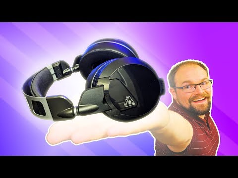 Why it's so Hard to find Great Sound - Turtle Beach Elite Atlas Gaming Headset Review