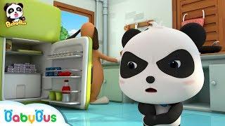 Baby Panda Protects His Moon Cakes Kids Cartoon Funny Cartoon BabyBus