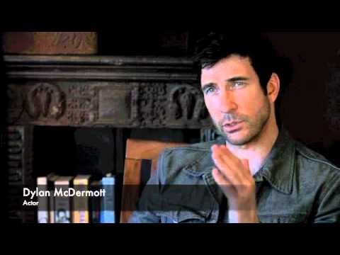 Acting Classes - Dylan McDermott talking about acting classes at Ruskin School