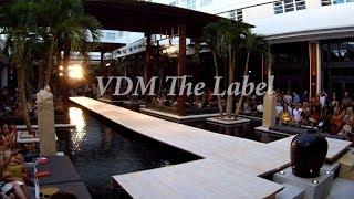 Vdm The Label Resort 2019 Fashion Palette Runway Show Miamiswim The Setai Hotel