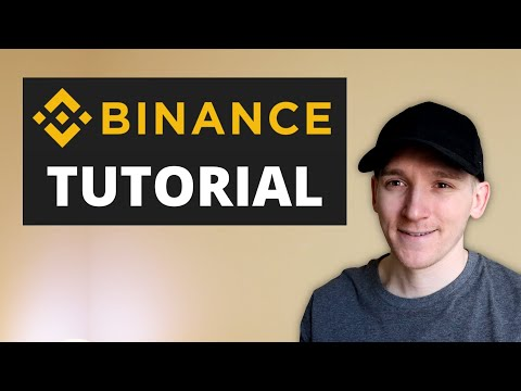 Binance Tutorial For Beginners - Buy \u0026 Trade Cryptocurrency On Binance