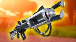 FORTNITE'S HIDDEN WEAPON: Real or Fake?