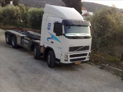 מגה וברק משאית וולוו-FH12 - YouTube NV-49