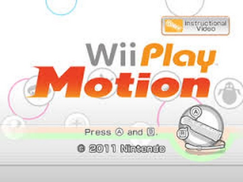 Central and PPP play: wii play motion pt 1/2 // Those mic problems.