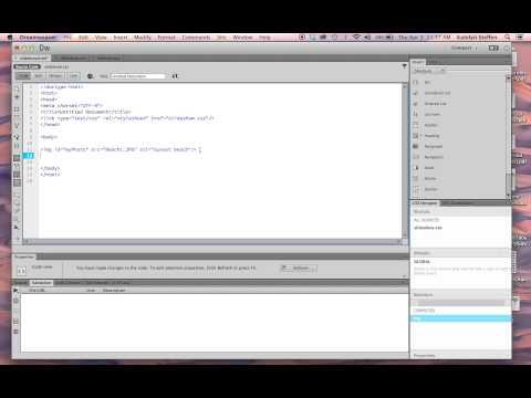 SlideShow with HTML, CSS, and Javascript