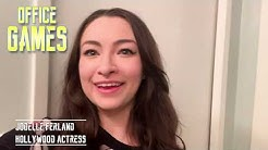 Office Games | Jodelle Ferland Kickstarter Announcement